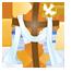 Communauté de la Croix Glorieuse (logo)