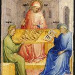 Nicolo_di_Pietro._Saint_Augustin_et_Alypius_reçoivent_la_visite_de_Ponticianus